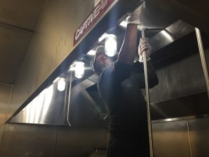 exhaust hood cleaning Virginia Beach